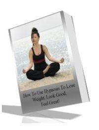Weight Hypnosis Loss Book Cover