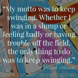 Keep Swinging Article Quote 1