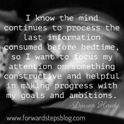 Self Improvement Books - Mind Process Quote