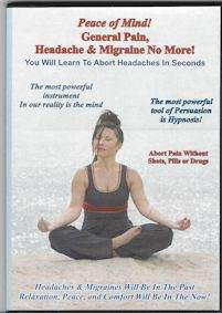 Peace of Mind! Headache Migraine Hypnosis