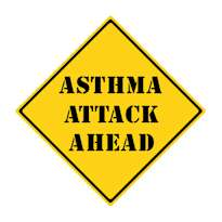 how to cure asthma attack ahead sign