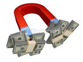 attract money magnet