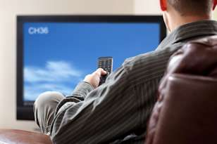 hypnosis video watching TV