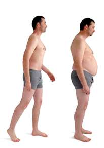 before and after dieter biggest loser workout routine