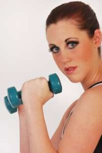 girl weight training Exercises To Lose Weight