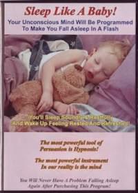 hypnosis for sleep disturbance cd